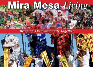 Mira Mesa Living January 15th