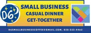 D6 Small Business Dinner February