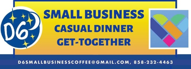 D6 Small Business Dinner February